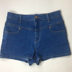 URBAN OUTFITTERS BDG Shorts Sz 30 SUPER HIGH RISE